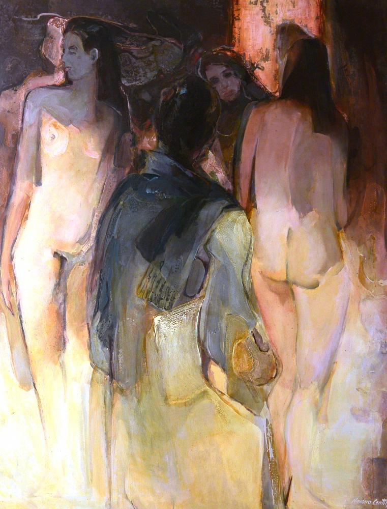 178.Mujeres desnudas (114x146)