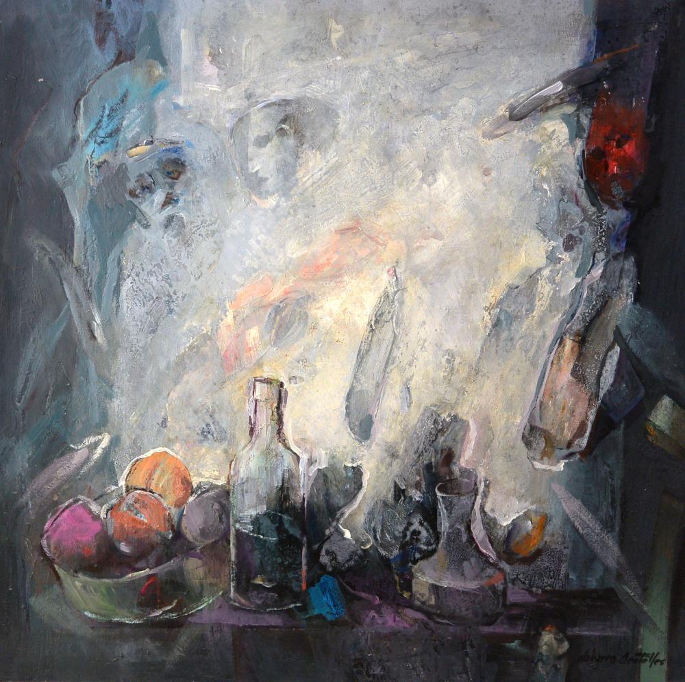 203.Bodegón (90x90)-tabla