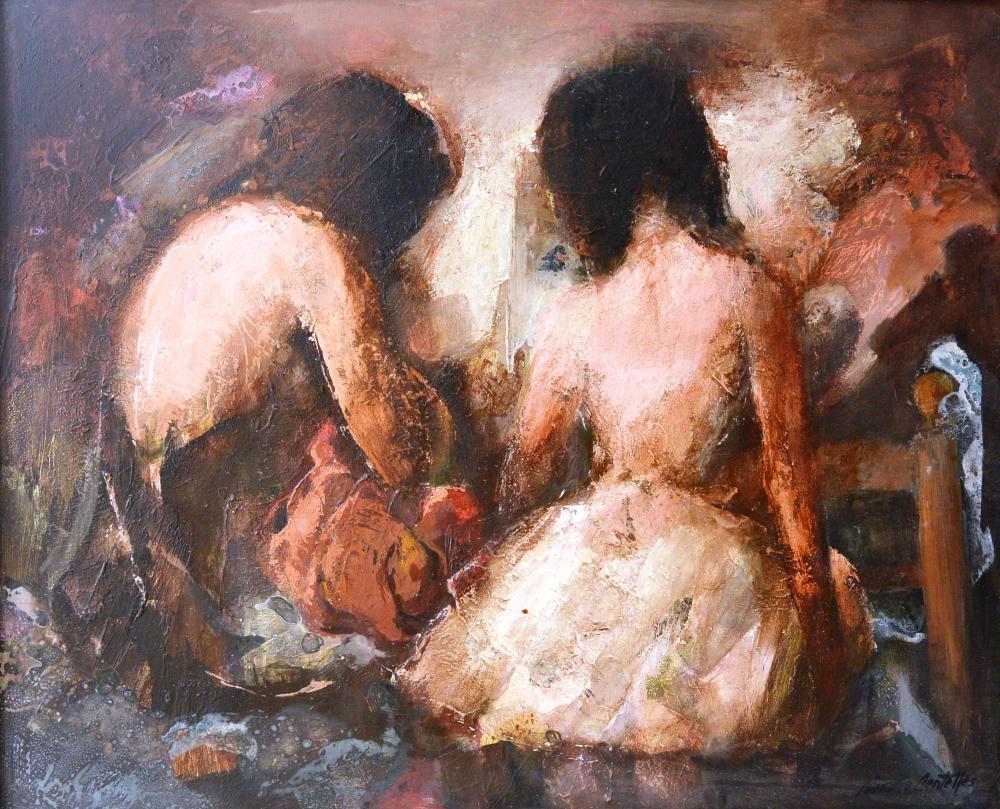 247.Dos mujeres (93x74)-tabla (1)