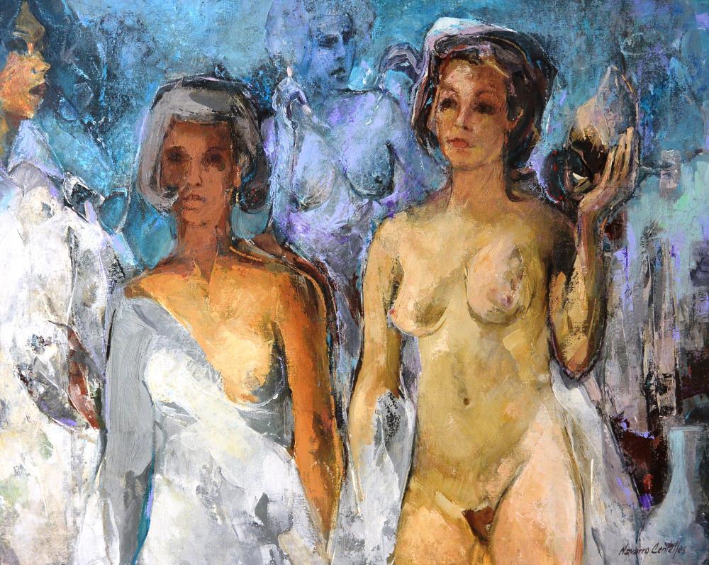 277.Mujeres desnudas (92x73)