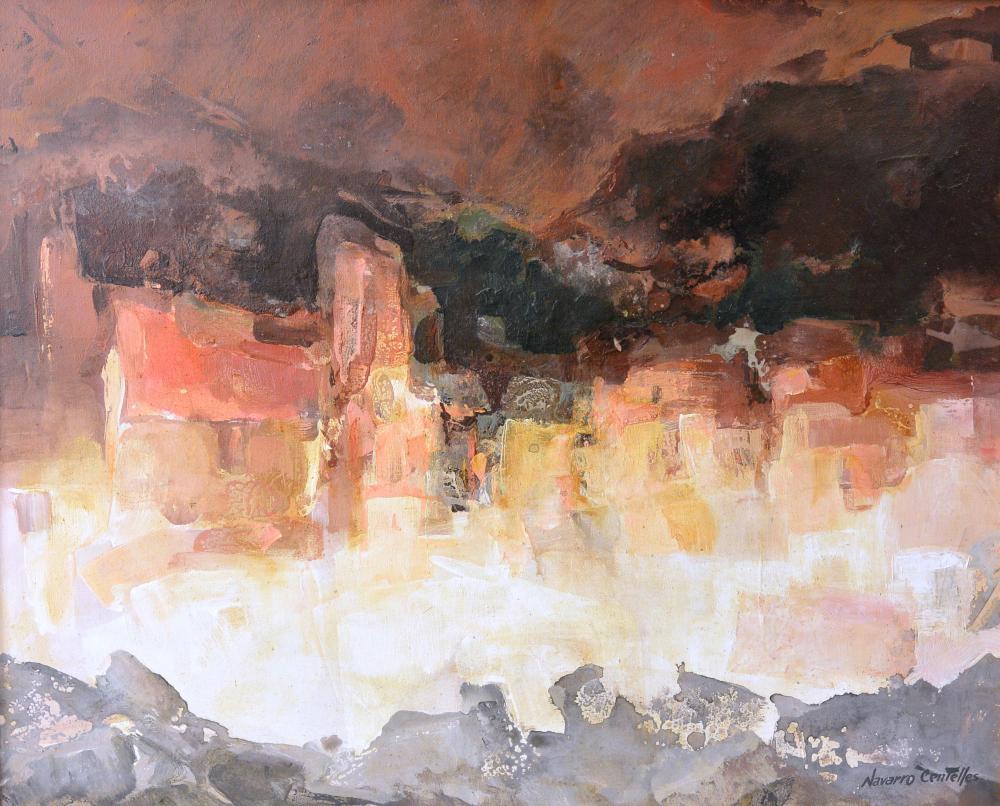 299.Pueblo abstracto (81x65) (1)